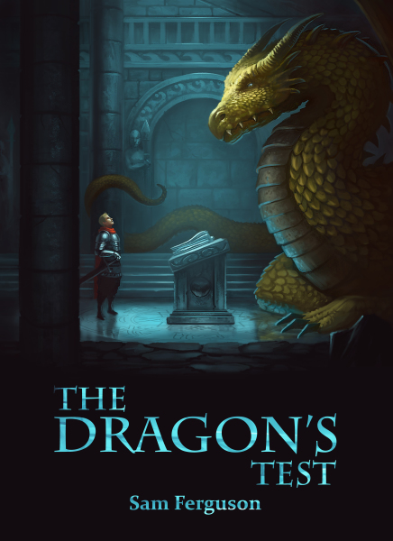 The Dragon's Test, Dragon's Champion book three
