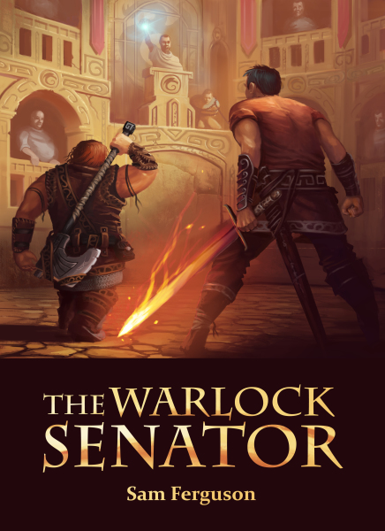 The Warlock Senator, The Dragon's Champion sequel