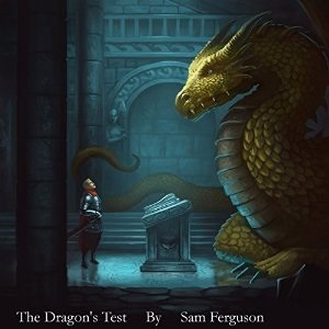 Audio Book Release, The Dragon's Test
