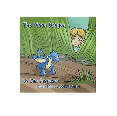 Now Available! The Moon Dragon!
